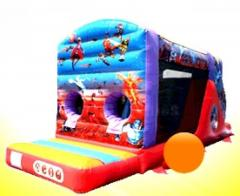 Fun Run Bouncy Castle