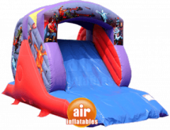 Garden Slide Bouncy Castle