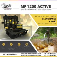 MF 1200 Active gold metal water detector