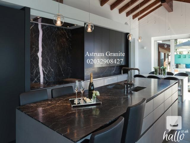 Best Arabescato Orobico Marble Kitchen Worktop in UK 5 Image