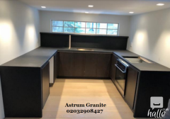 Get Absolute Black Honed Granite for Your Kitchen