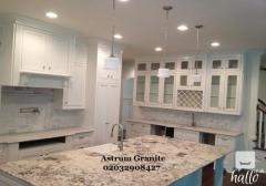 Arctic Cream Granite Worktop in London at Your Cost