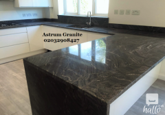 Belvedere Granite Kitchen Worktop in Reasonable Price