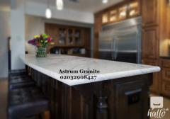 Get Arabescato Vagli Marble Kitchen Worktop