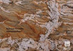 Best Fusion Gold Granite Kitchen Worktop London