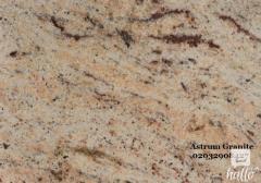Ivory Brown Granite Kitchen Worktop London By As