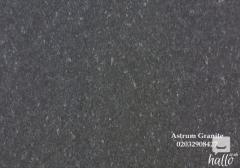 Absolute Black Flamed Granite Kitchen Worktop Fo