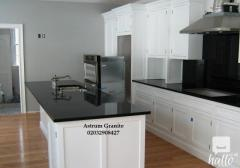 Get Absolute Black Granite For Kitchen & Home In