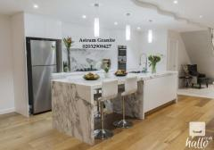 Buy Arabescato Corchia Marble Worktop for Kitchen in UK