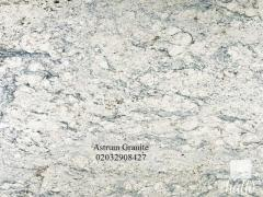 Buy Best Ambar White Granite Kitchen Worktop in London