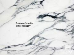 Buy Online Arabescato Corchia Marble Kitchen Worktop UK