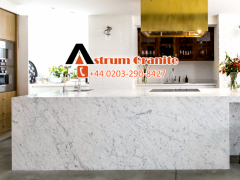 Order white marble worktops in London with Best Price