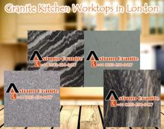 Make New Look in Entire Kitchen with Granite Worktop
