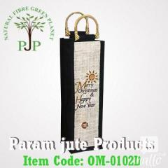 PARAMJUTE  A Leading Christmas gift bags Exporter