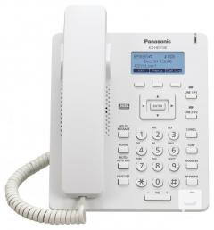 Panasonic KX-HDV130 SIP Desk phone in white (no PSU)