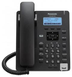 Panasonic KX-HDV130 SIP Desk Phone (in black)