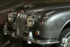 Jaguar Restoration Services in London