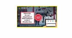 Free Car Garage Manager Software -Garage Booking