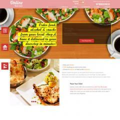 Online food ordering script  Zomato Clone