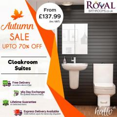 Get 70 Off On Small Bathrooms