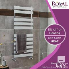 Exclusive Offer On Heater 5 Percent Off