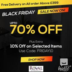 Blackfriday Offer 10 Extra Discount on Selective Items