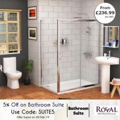 Winter Sale Upto 70Per On Toilet & Bathroom Suit