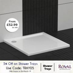 Sale On Trays For Shower Enclosures Get 5Percent