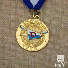 Cheap Medals - Detroit Boat Club Crew Custom Medals