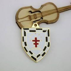 Shield Custom medals