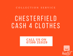 Chesterfield Cash 4 Clothes  07399 253129