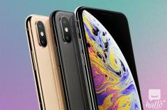Apple iPhone XS Max - 256GB - Space Gray AT&T A1921