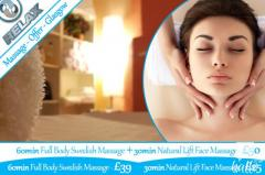Relax your Body with a Massage Therapy