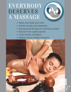 Get the Best Professional Service on Back Massage.