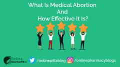 What Is Medical Abortion And How Effective It Is