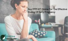 Buy MTP KIT Online For The Effective Ending Of Early Pr