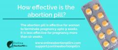 How Effective Is The Abortion Pill