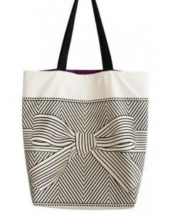 Cotton canvas cloth shopper bag producing by Zephyrs
