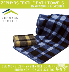 Jacquard Towel Producing By Zephyrs Textile
