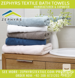 Zephyrs Textile Is Manufacturing Standard And Hi