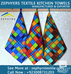 Zephyrs Textile Are Supplying Waffle Kitchen Tow