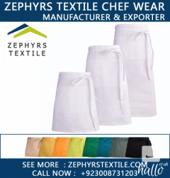 Zephyrs Textile are Supplying Polyester Waitress Apron