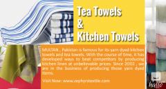 Zephyrs Textile  Kitchen Towels & Tea Towels