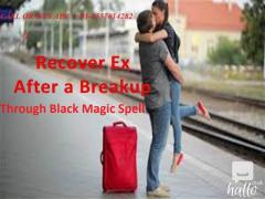 Get your ex-boyfriend back by black magic spell.