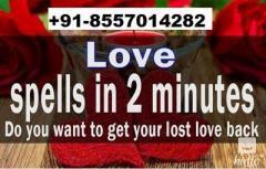 Love spells in 2 minutes.