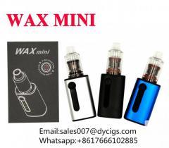 Wax Mini Vaporizer Glass Wax Atomizer Mod Vape pen kit