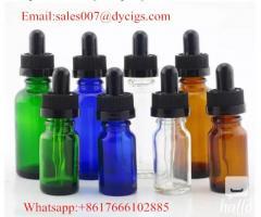 30ML Glass Bottle E-liquid Clear Bottle With Glass Shar