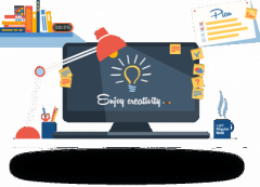 Opt for a creative website for your business by Sphinx