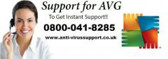 Reliable AVG Support  0800-041-8258 Toll-Free Number