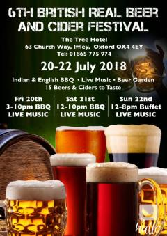 6th British Real Beer and Cider Festival